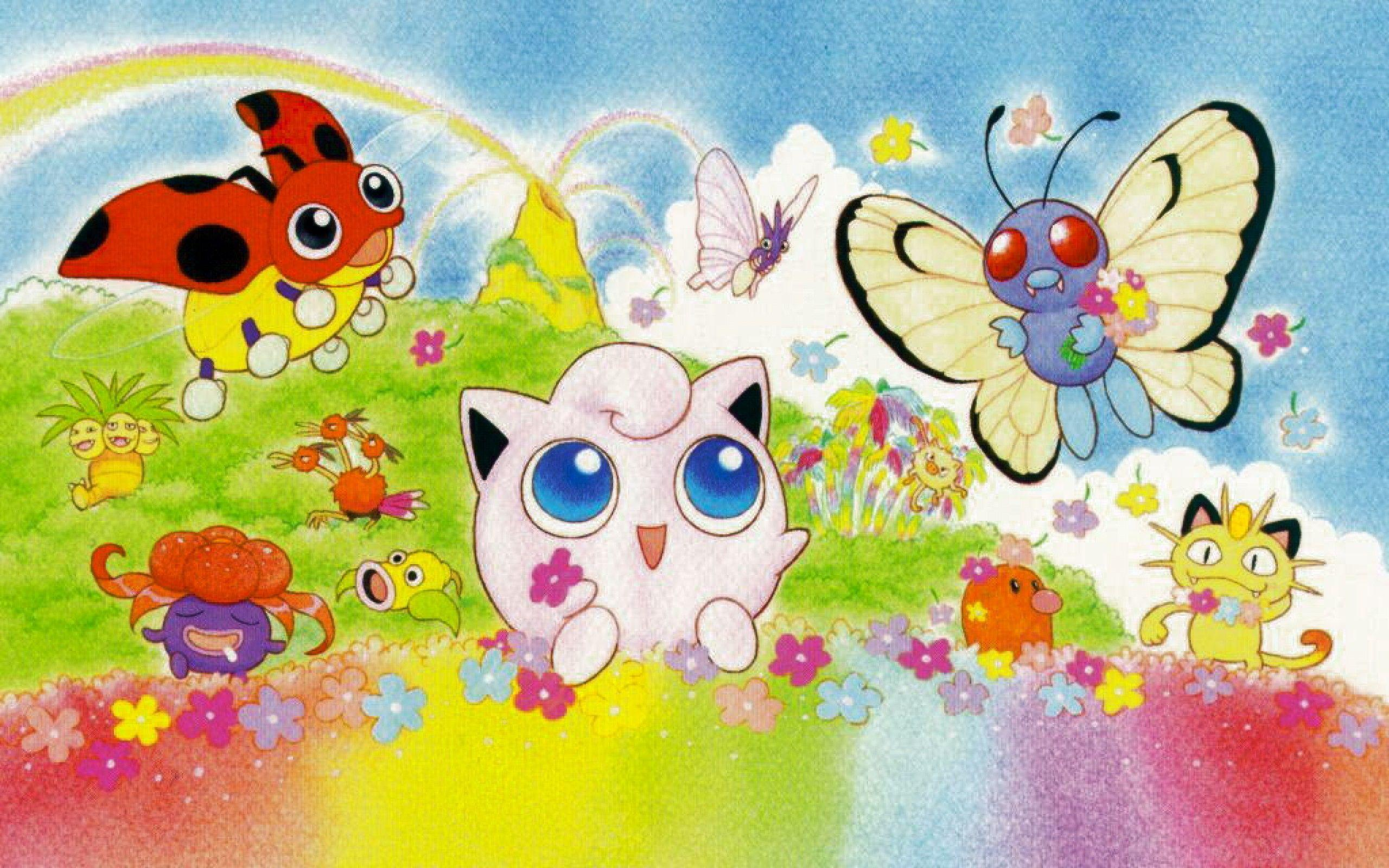 cute pokemon wallpaper 5599 - photo #14
