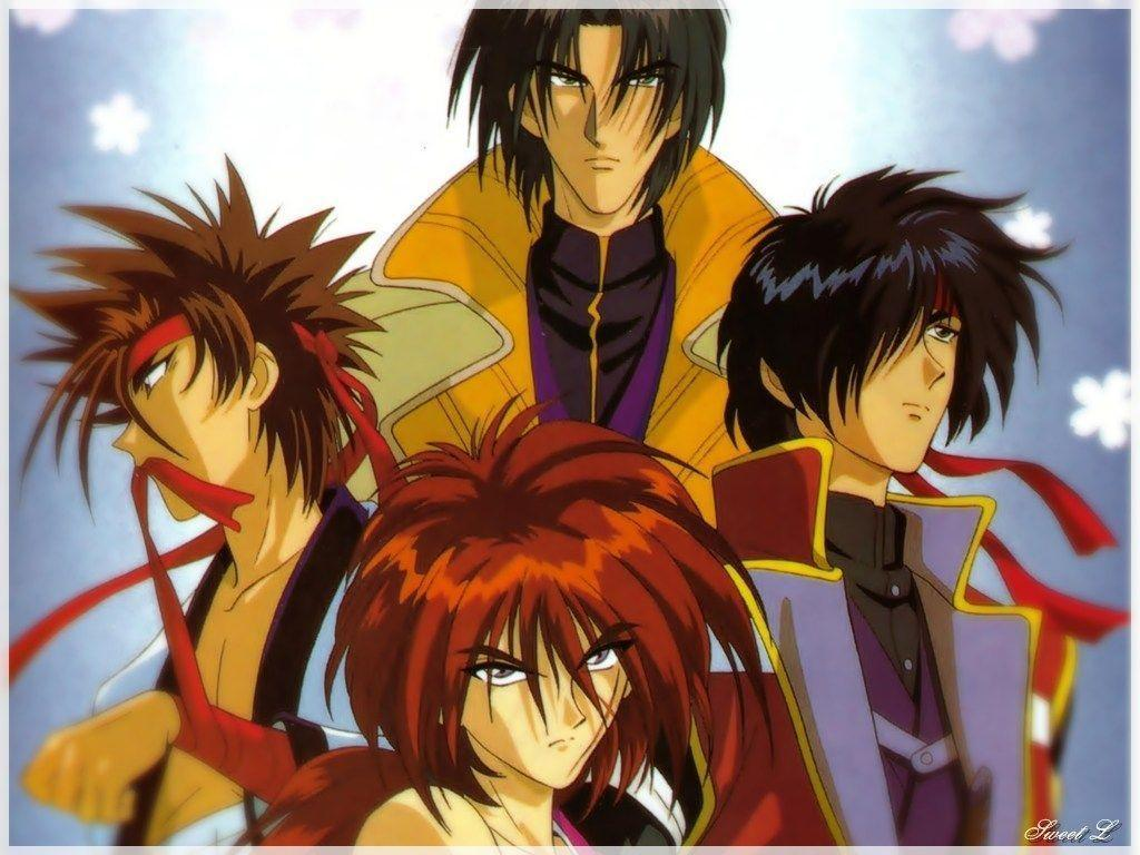 rurouni kenshin wallpaper - photo #24
