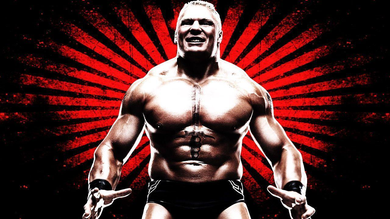 Wallpapers For > Wwe Wallpapers Brock Lesnar