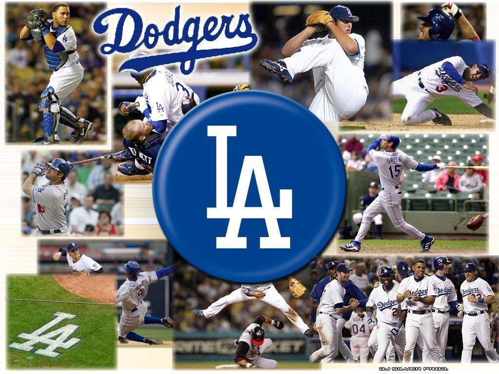 La Dodgers Team Wallpapers HD MLB Wallpapers Res: 1024x768