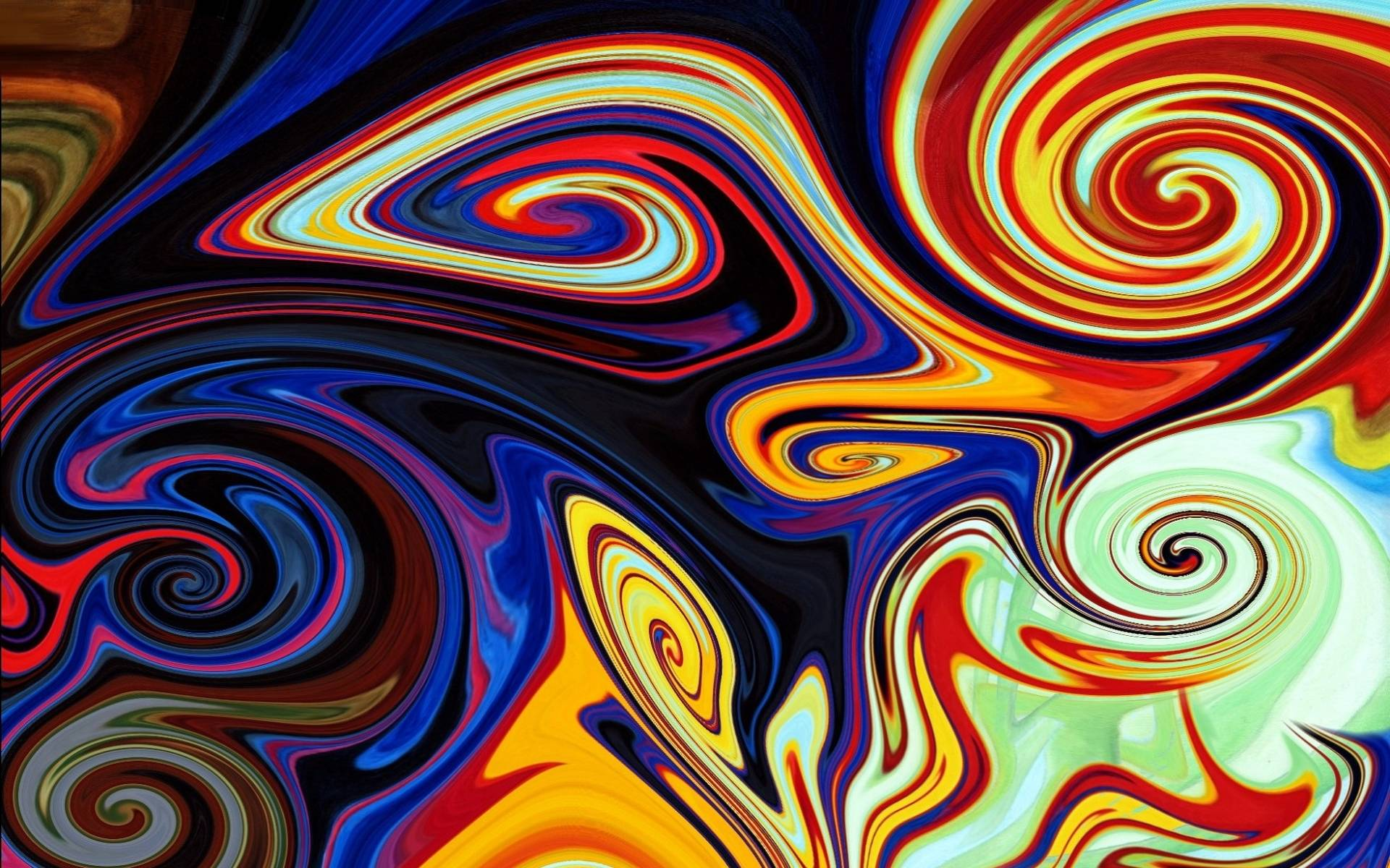 Trippy Desktop Backgrounds  Wallpaper Cave