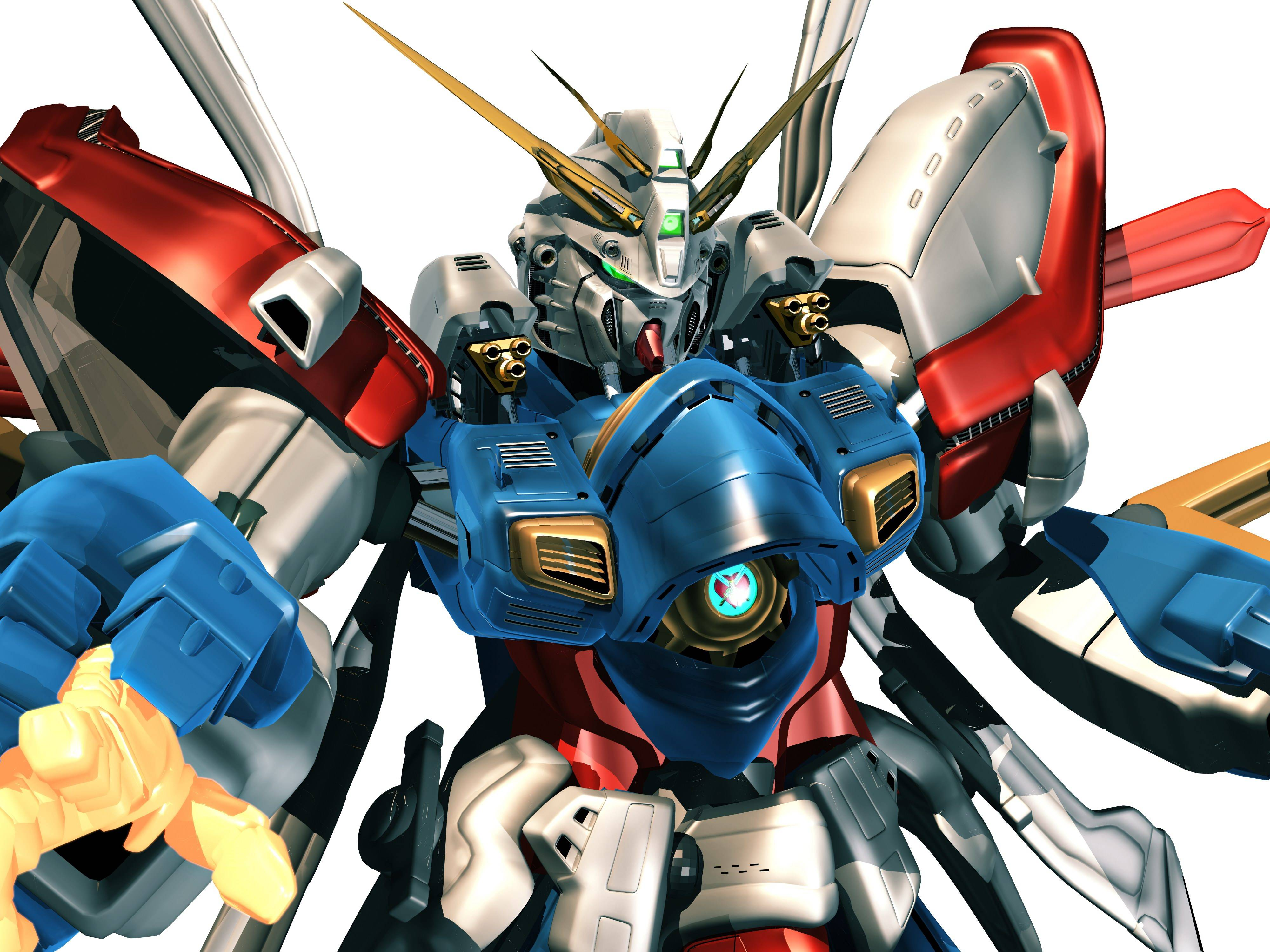 Gundam Wing Wallpapers Wallpaper Cave