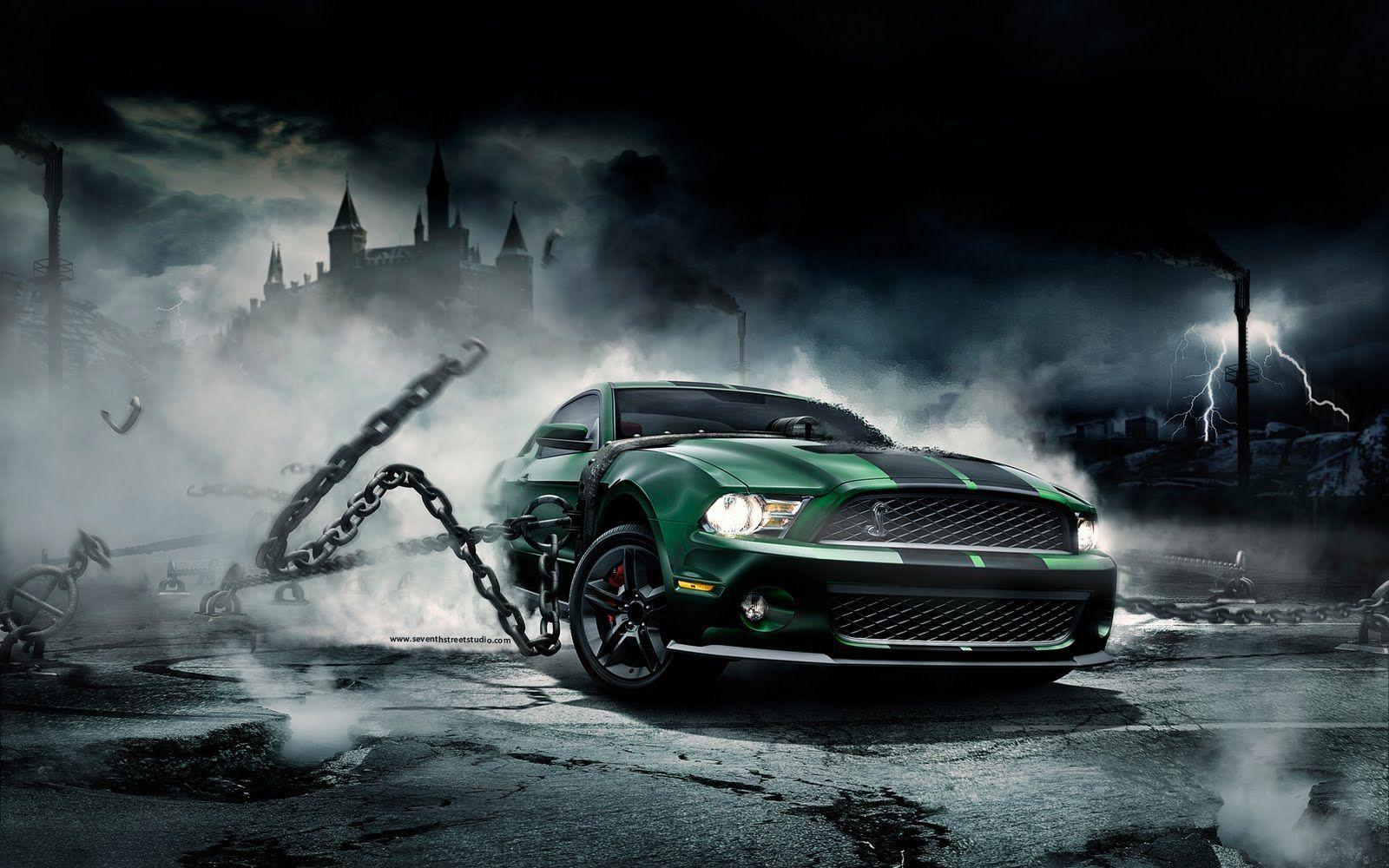 Hd Wallpapers Mustang Gt | Black Wallpapers For Desktop