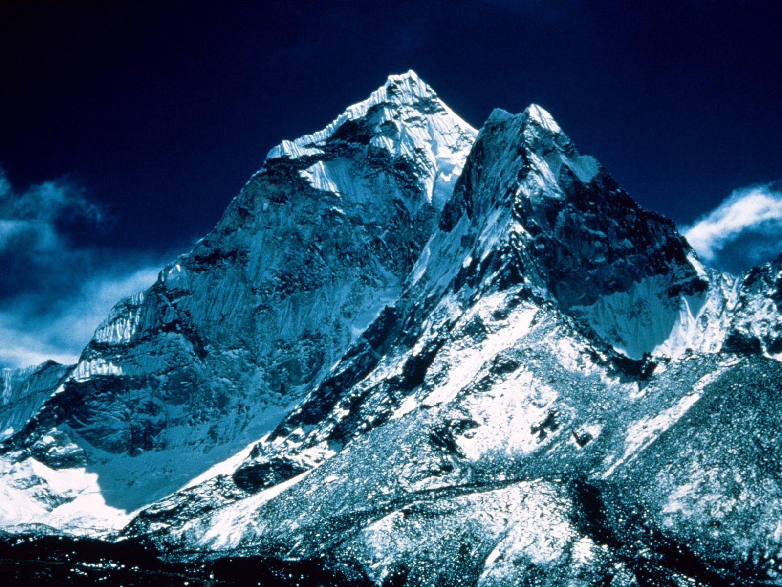 Mount Everest   Beauty Places