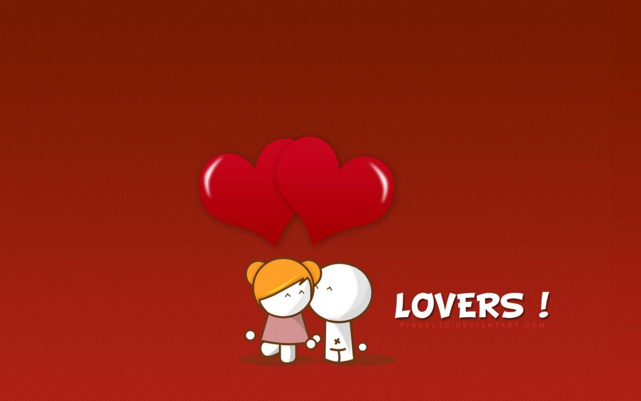 Valentine lovers wallpapers Valentine lovers stock photos