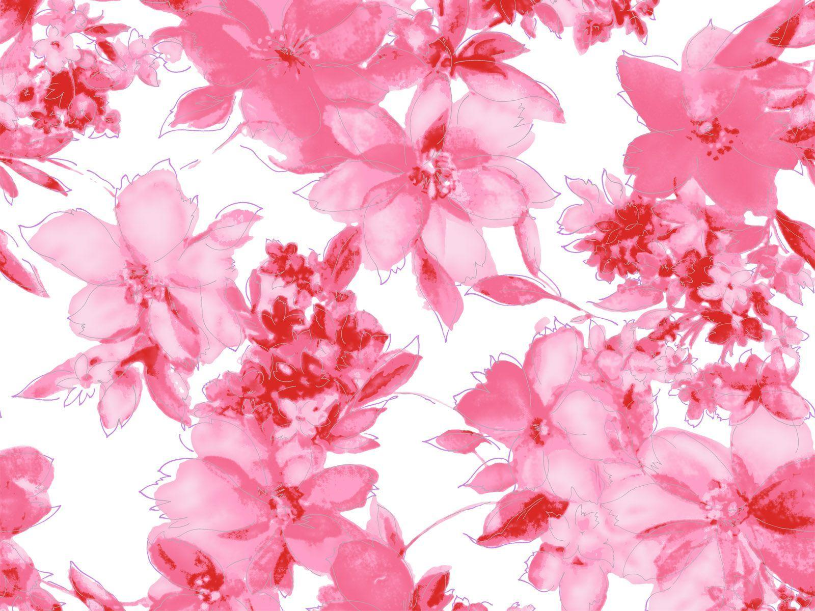 Pink flower image backgrounds wallpaper cave hot pink flowers background widescreen 2 hd wallpapers aduphoto mightylinksfo