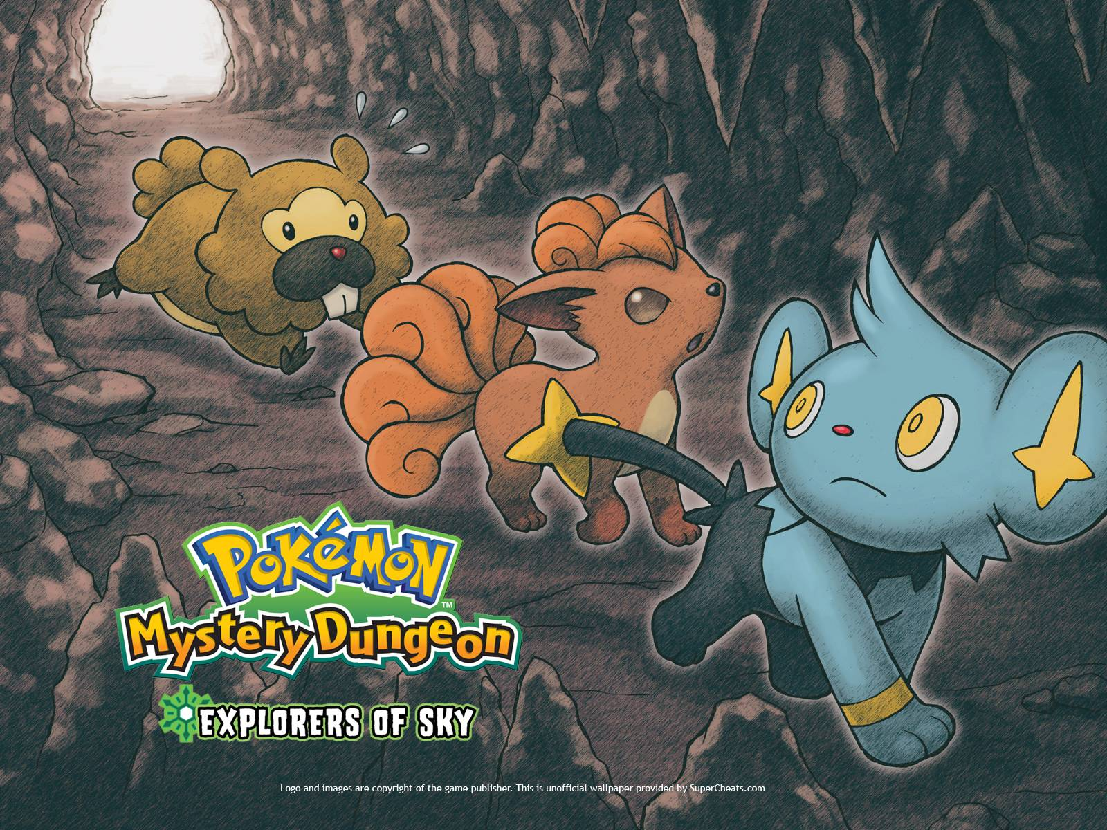 Pokemon Mystery Dungeon Wallpapers Wallpaper Cave