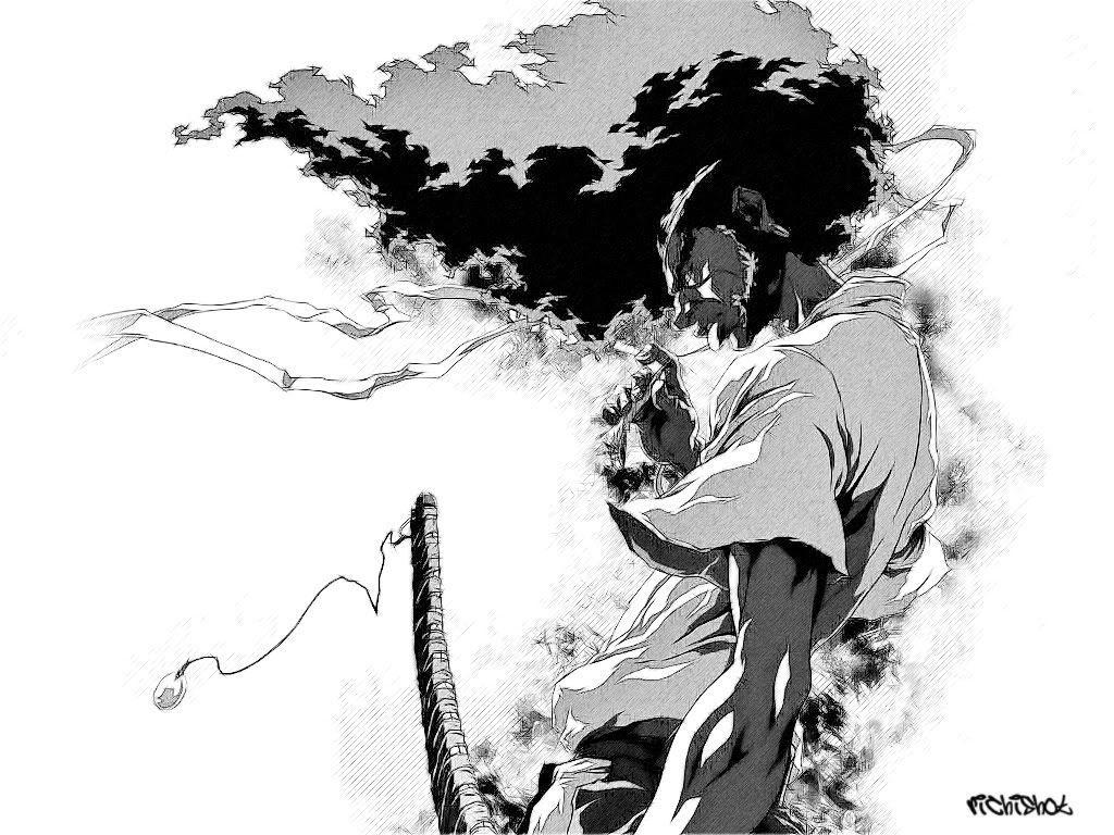 Image Result For Afro Samurai Wallpapers Hd Wallpaper