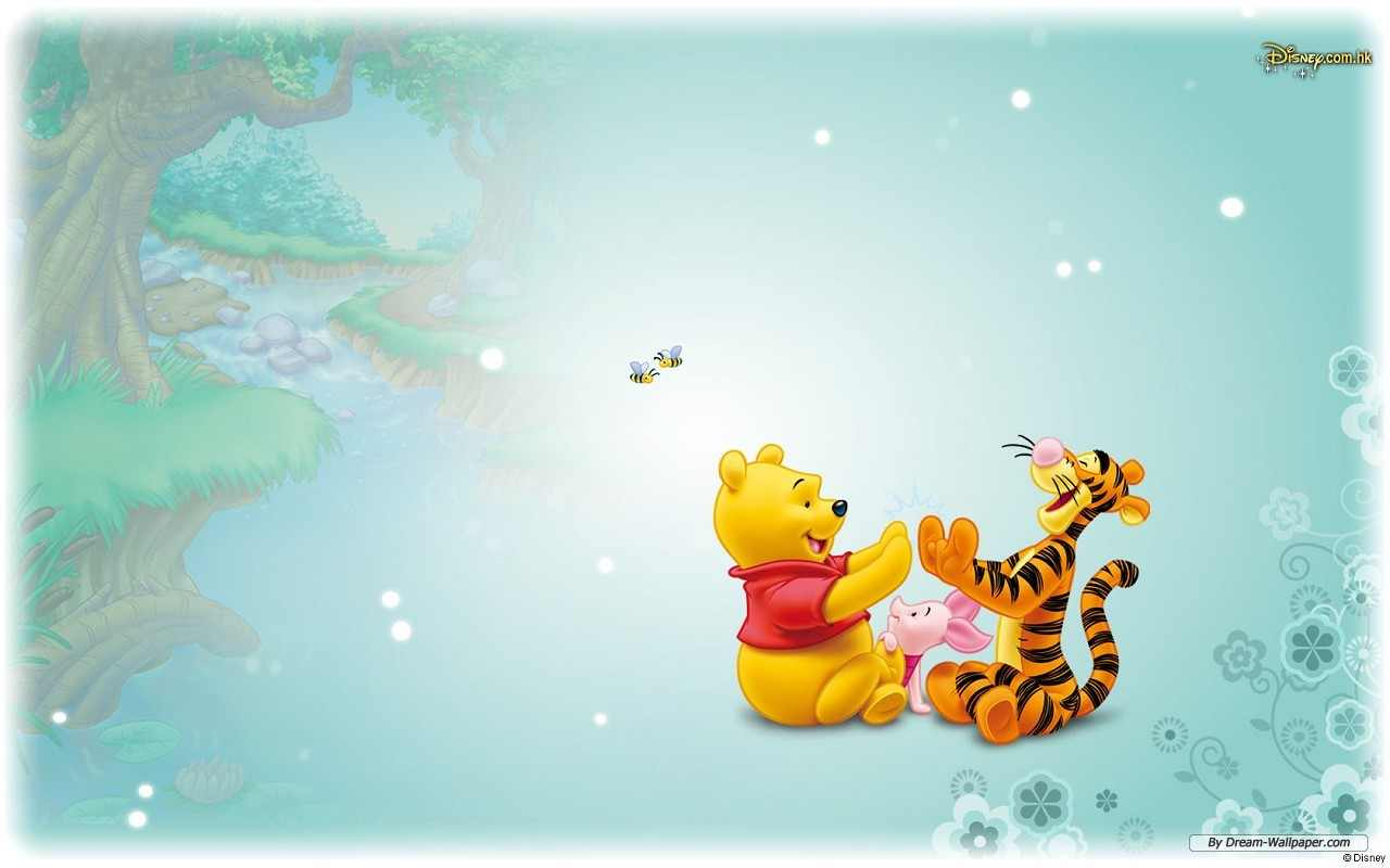 Winnie the pooh backgrounds wallpaper cave cartoon winnie the pooh desktop backgrounds cartoons images voltagebd Gallery