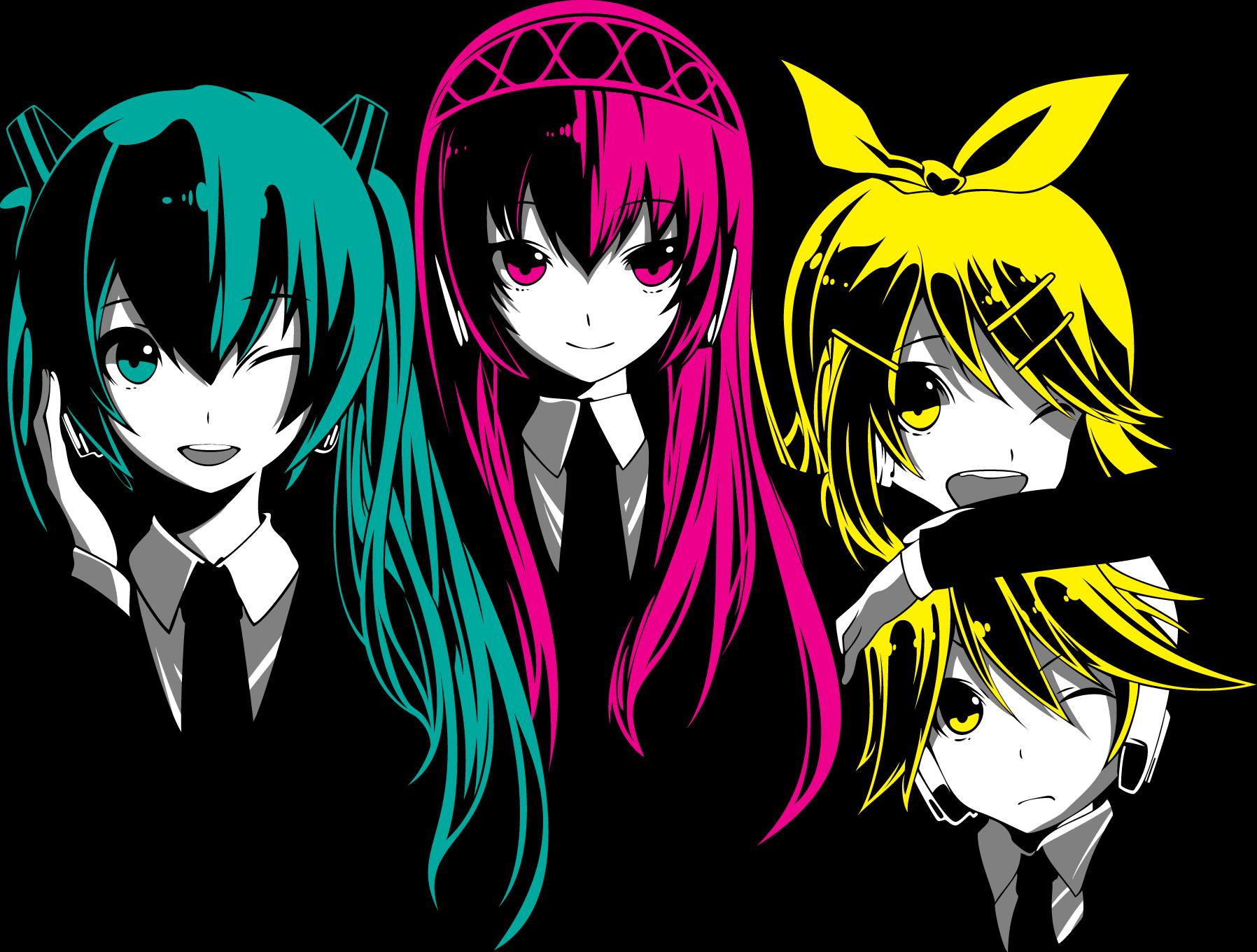 Vocaloid Wallpaper Rin Vocaloid Backgr...
