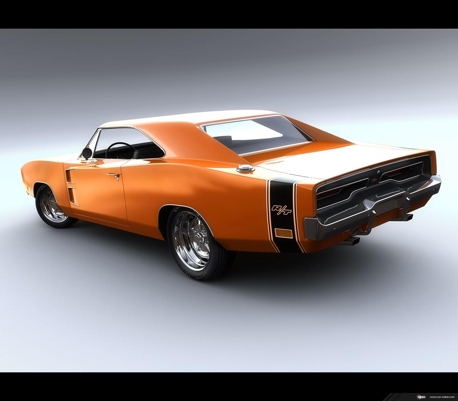 1 1969 Dodge Charger Rt Wallpapers | 1969 Dodge Charger Rt Backgrounds