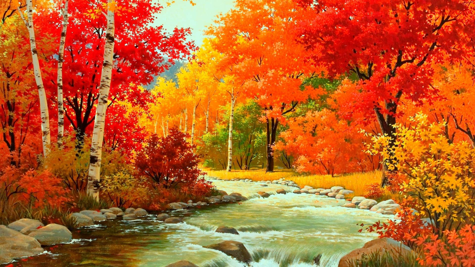 High Resolution Fall Wallpaper: HD Autumn Wallpapers