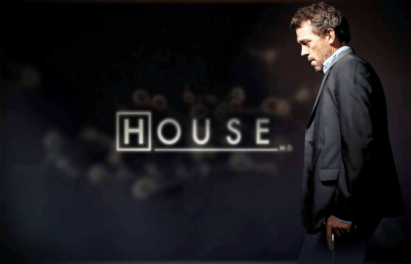 House md wallpapers wallpaper cave - House of tv show ...