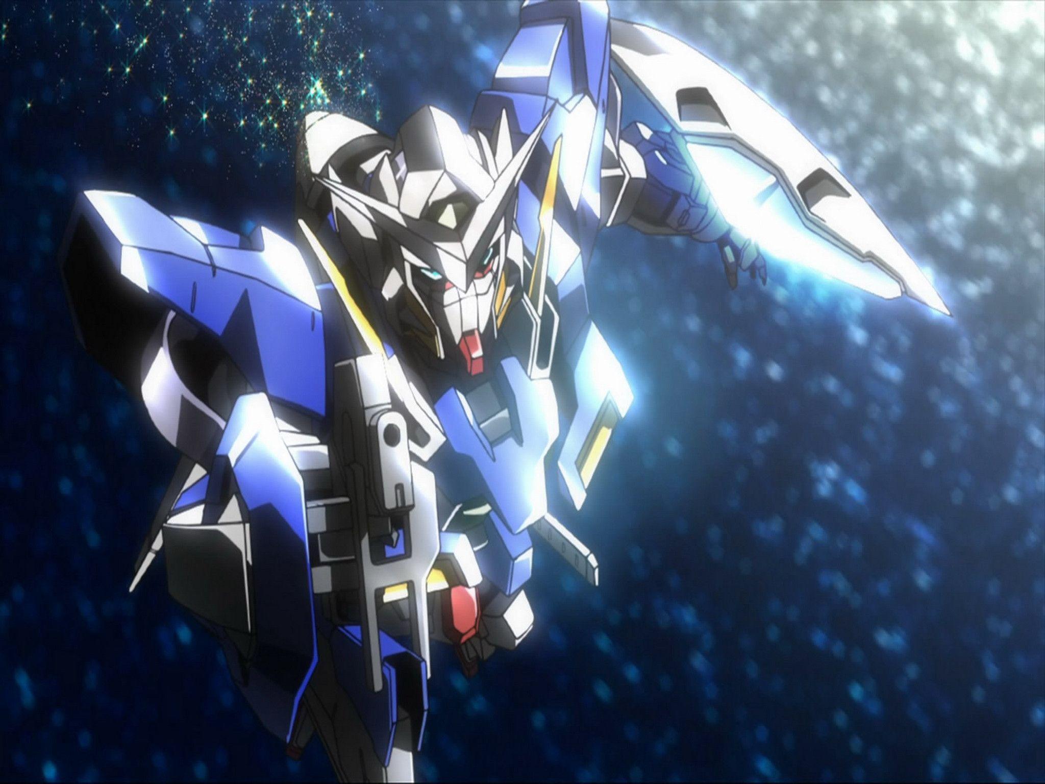 Gundam 00 Wallpapers HD - Wallpaper Cave
