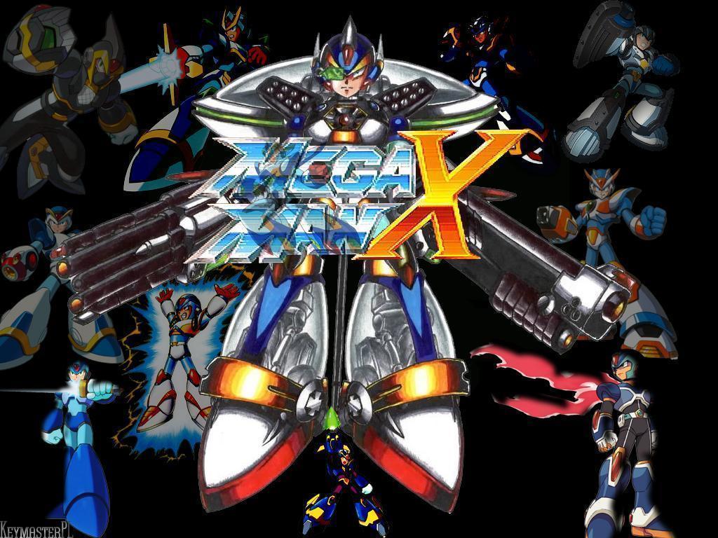 Mega Man X Wallpapers - Wallpaper Cave