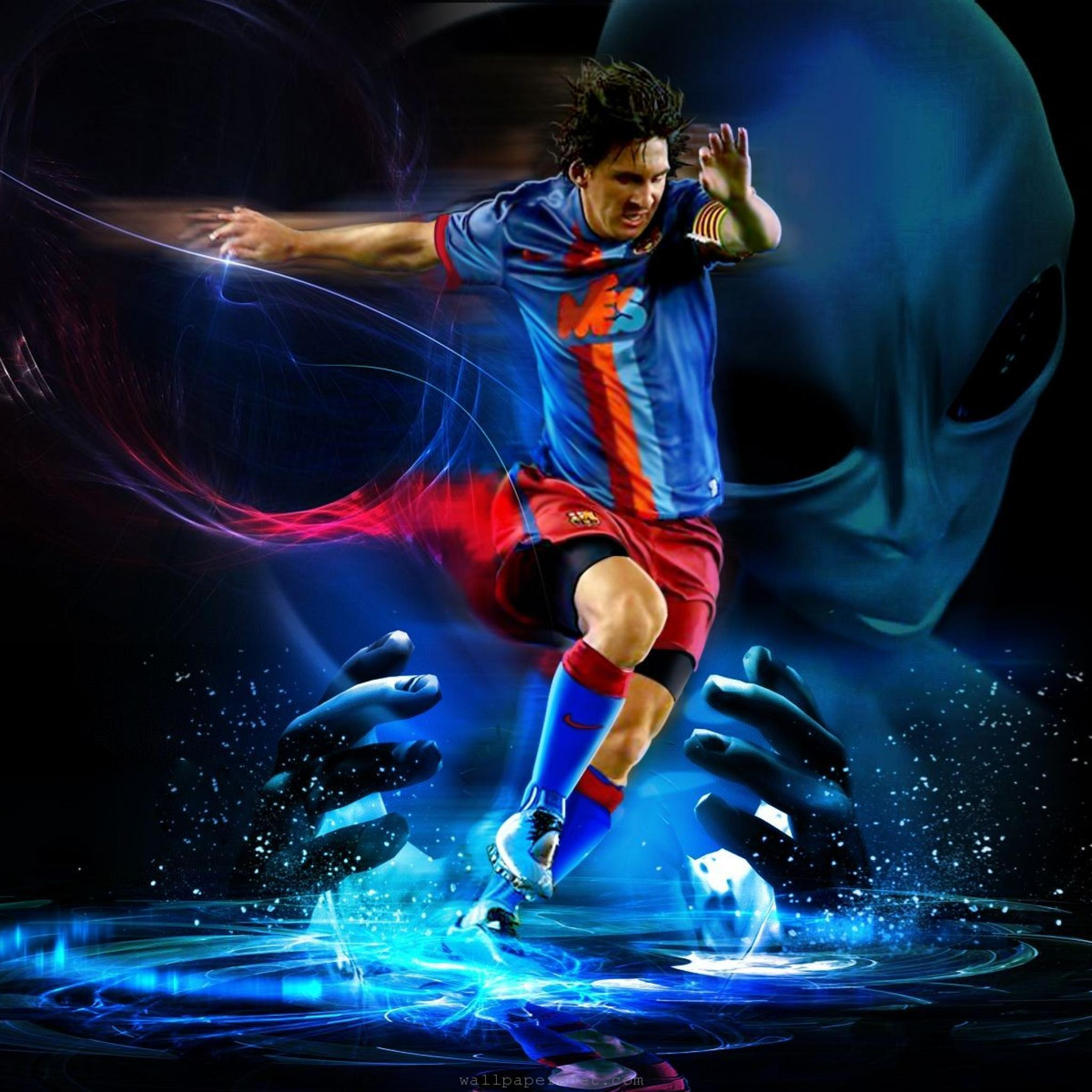 Football Wallpapers Lionel Messi