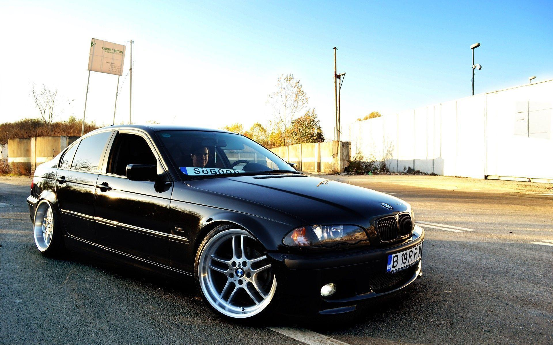 BMW E46 M3 Black New