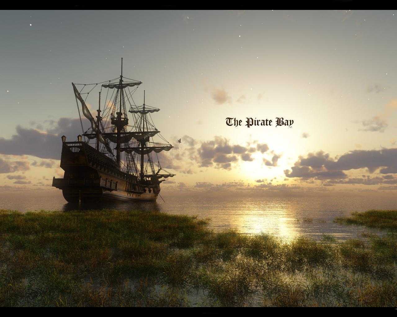 pirate ship computer wallpapers - photo #19