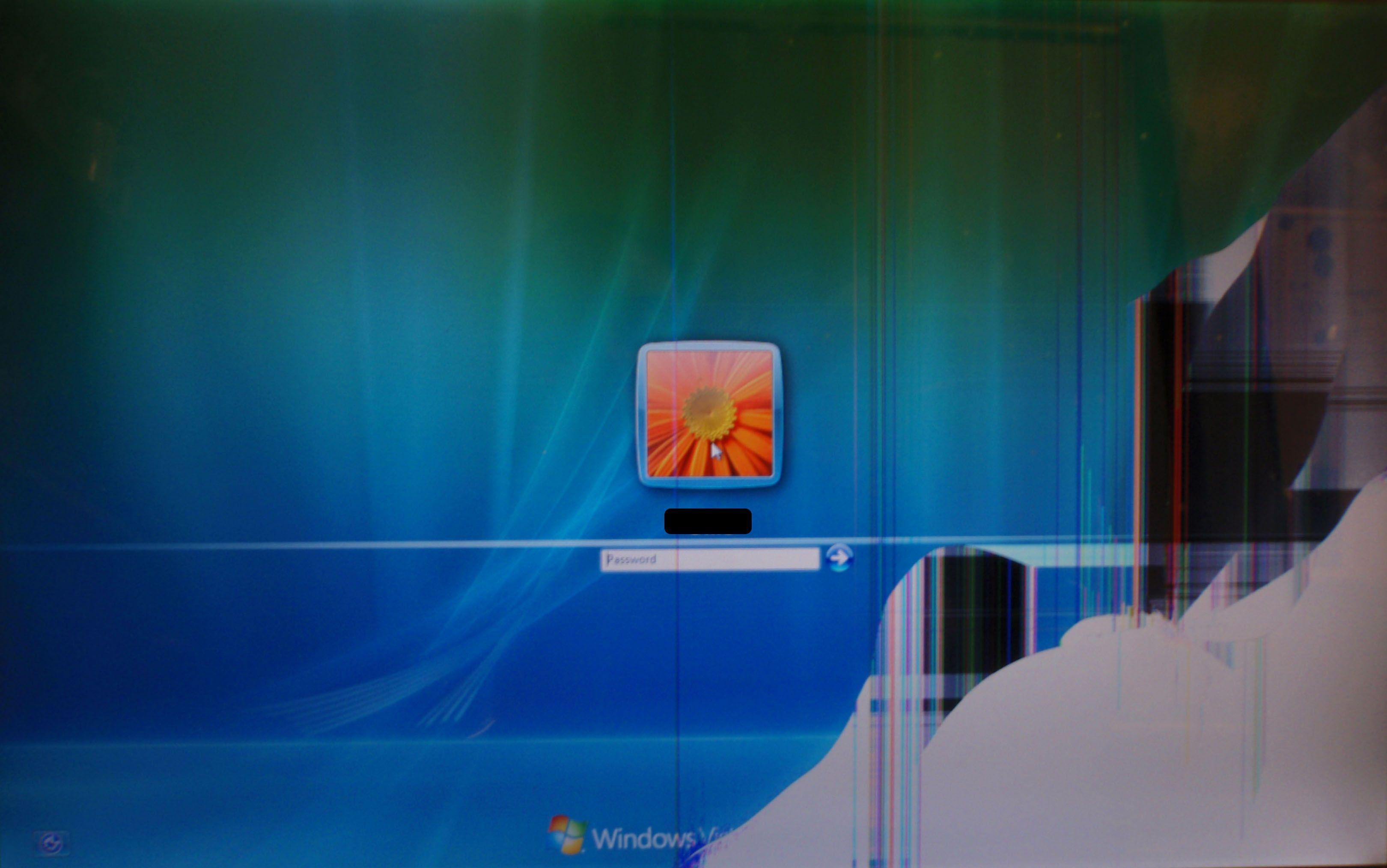 Wallpapers For Broken Lcd Screen Wallpaper