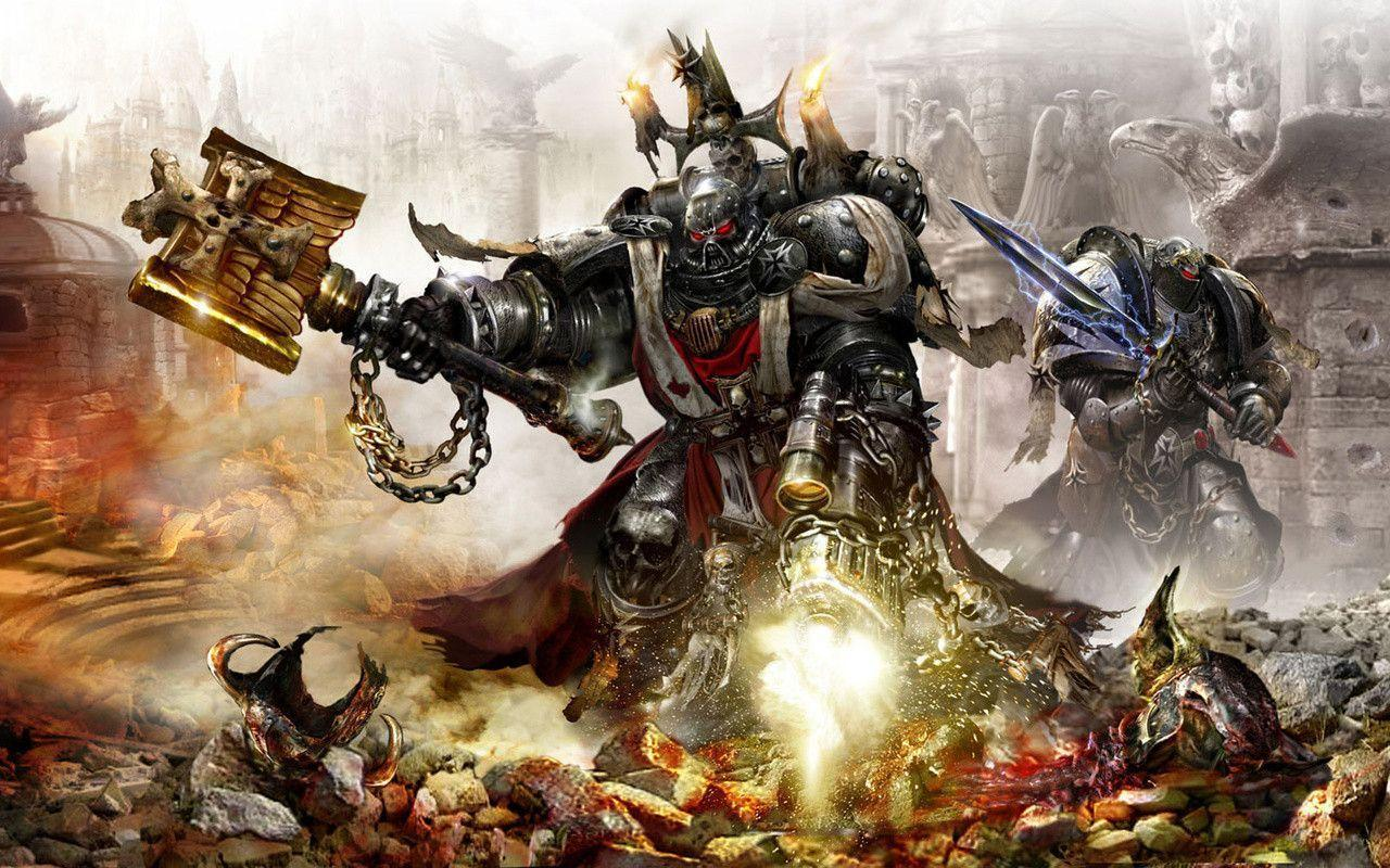 Space Marines Wallpapers : Wallpapers Space Free Marine Priest The