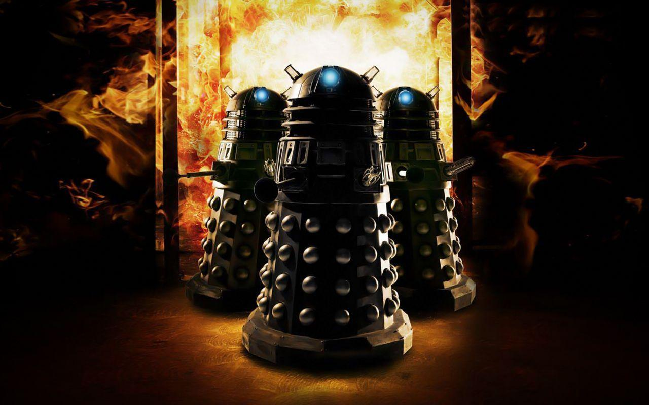 Wallpapers For Doctor Who Dalek Wallpaper