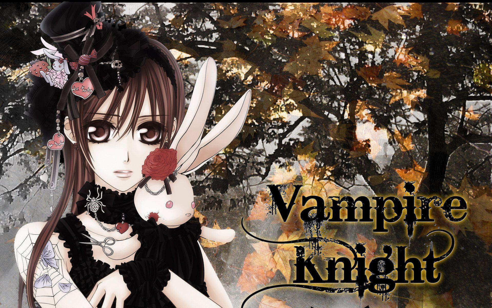 vampire knight wallpaper - photo #6