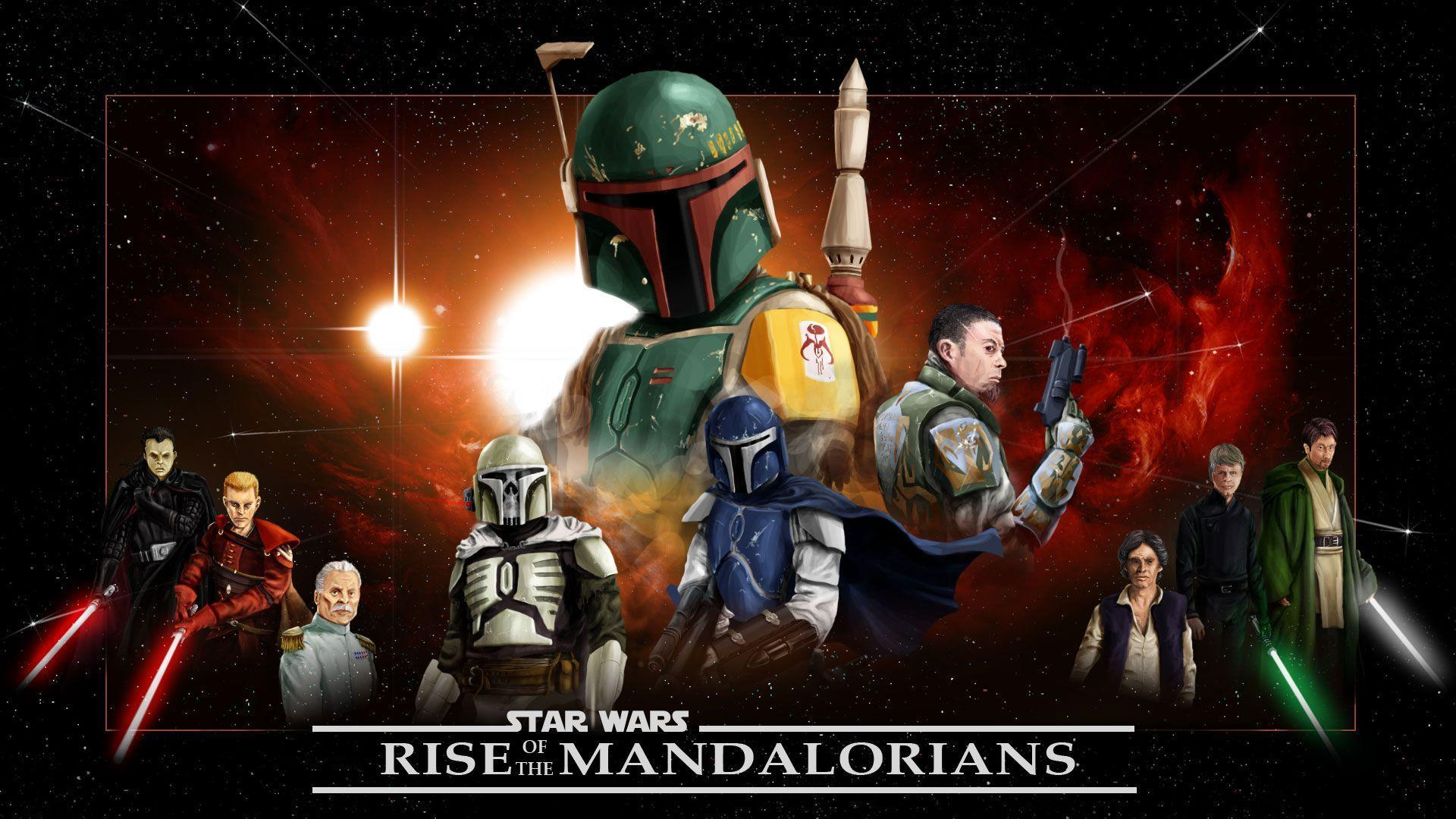 mandalorian wallpapers wallpaper cave