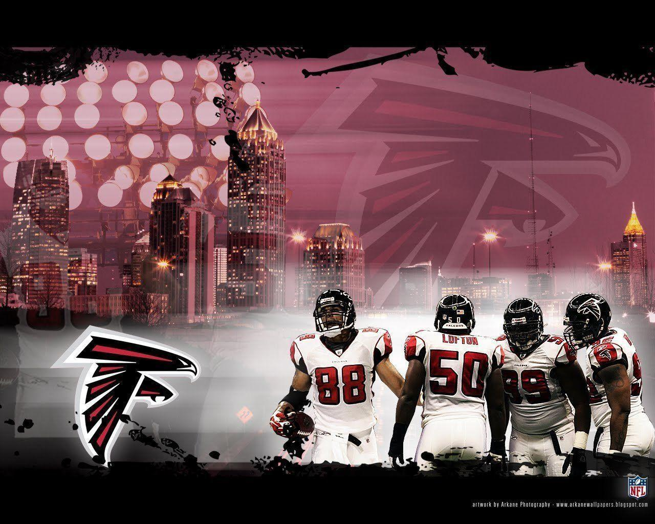 Atlanta Falcons High Resolution Widescreen Download