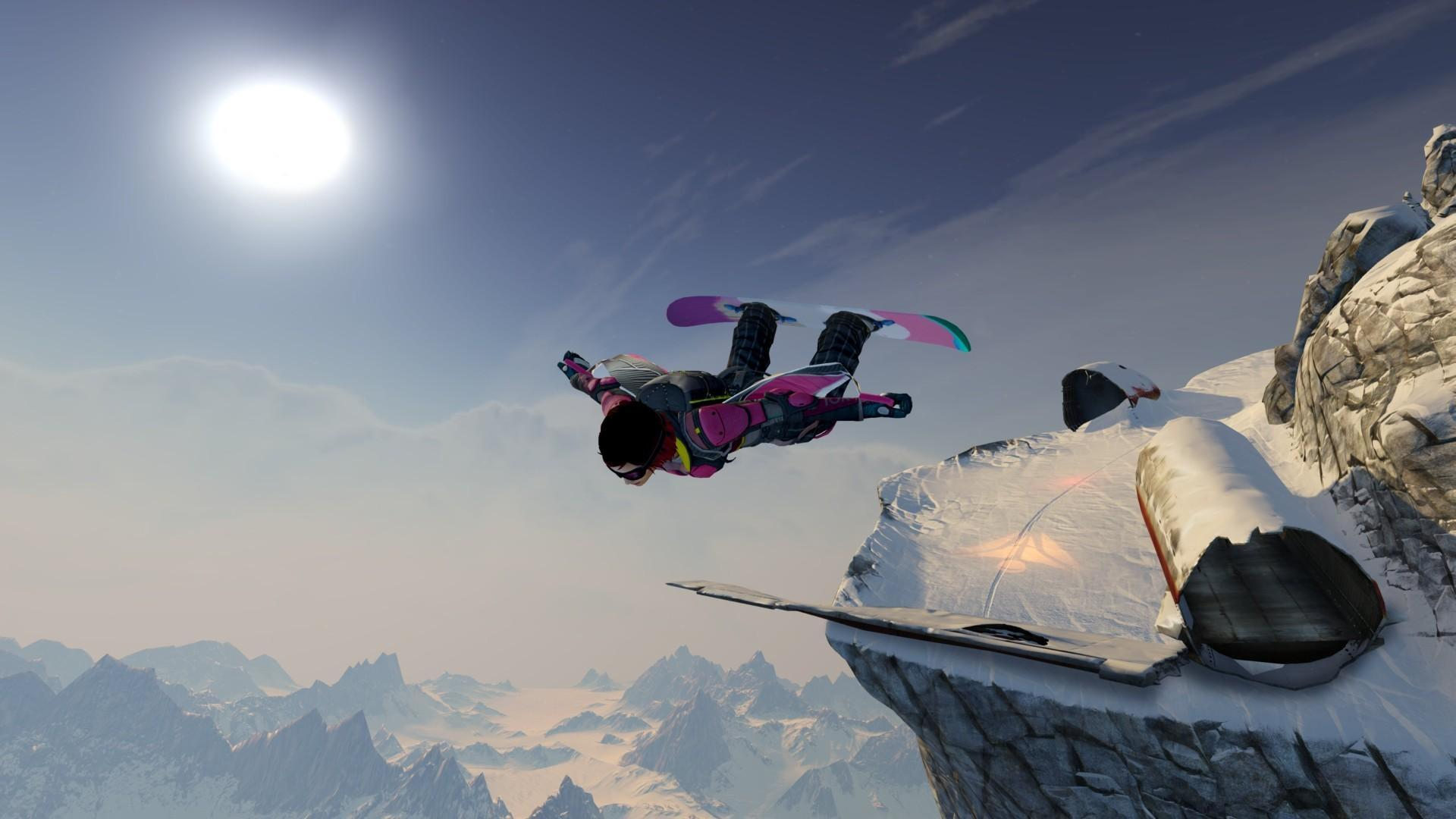 Review: SSX (PS3) - The Paranoid Gamer