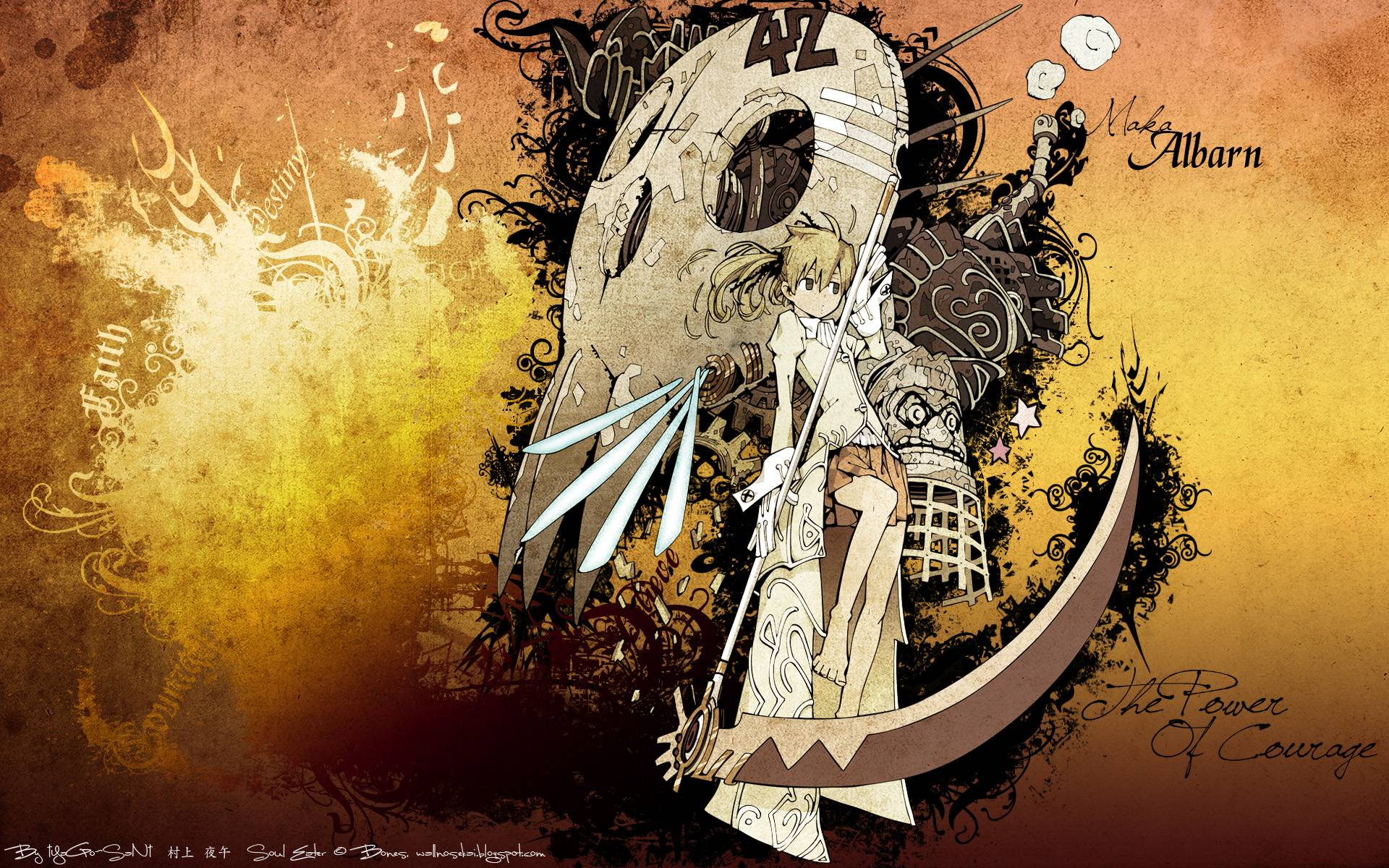 Soul Eater HD Wallpapers - Wallpaper Cave