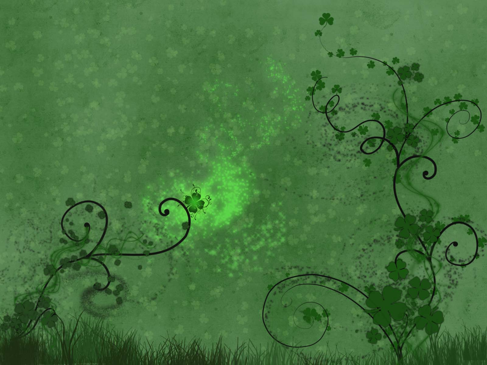 Shamrock Wallpapers Desktop Design Ideas ~ Shamrock Wallpapers Hd