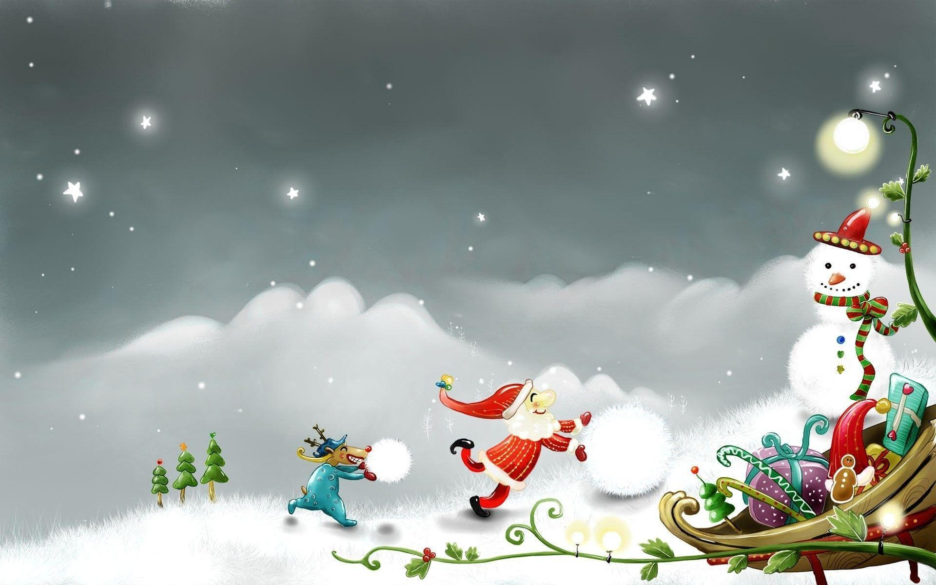 Animated Christmas Wallpapers  Full HD wallpaper search