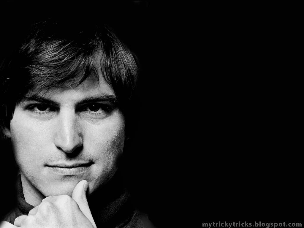 Trickytricks Steve Jobs Wallpaper Words Of