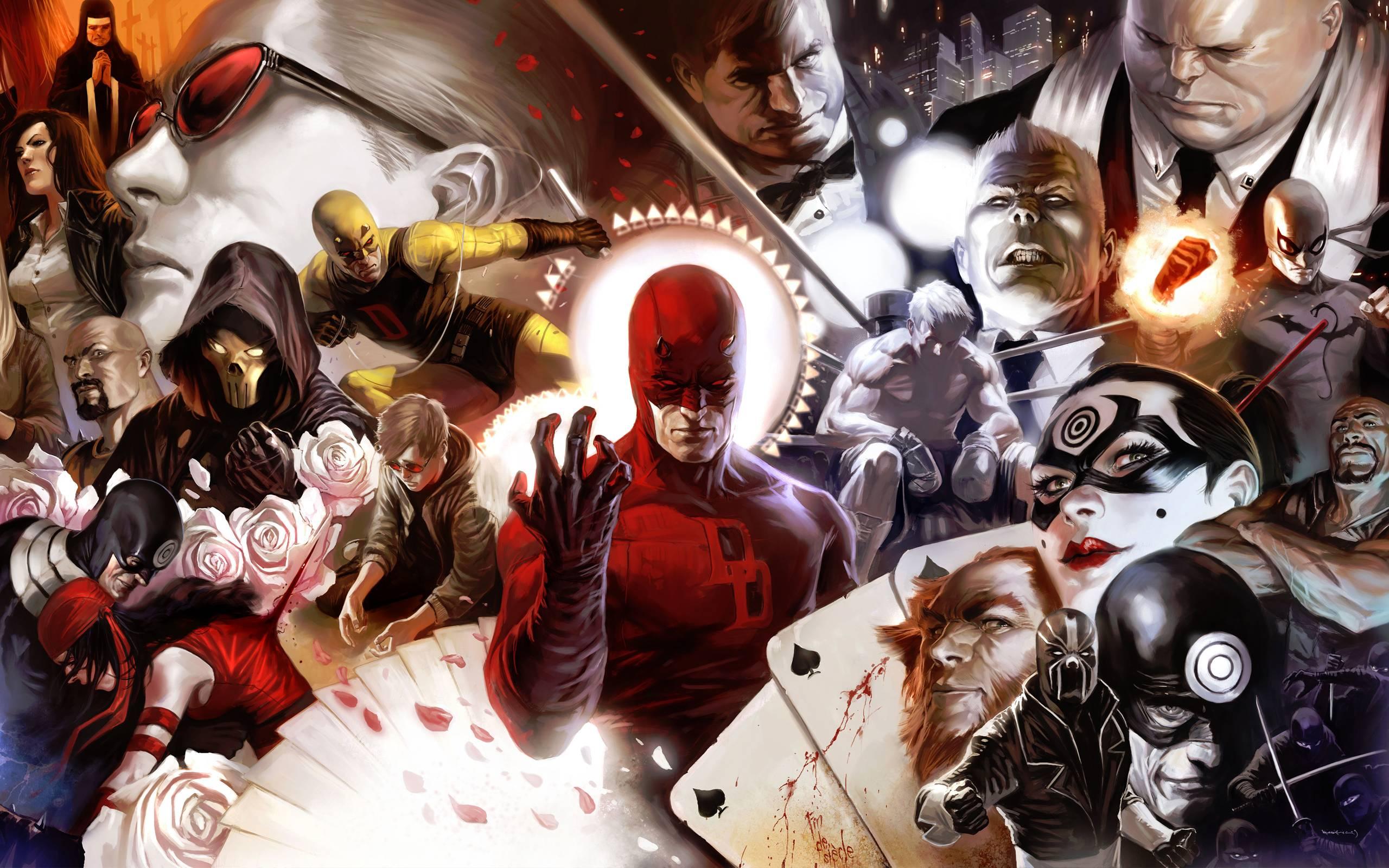 Daredevil Computer Wallpapers, Desktop Backgrounds 2560x1600 Id ...