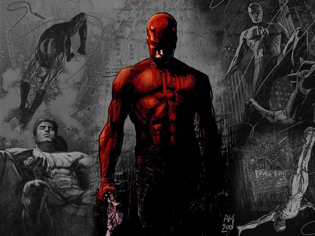 Daredevil: The Man Without Fear :: Wallpapers :: JeiLinan