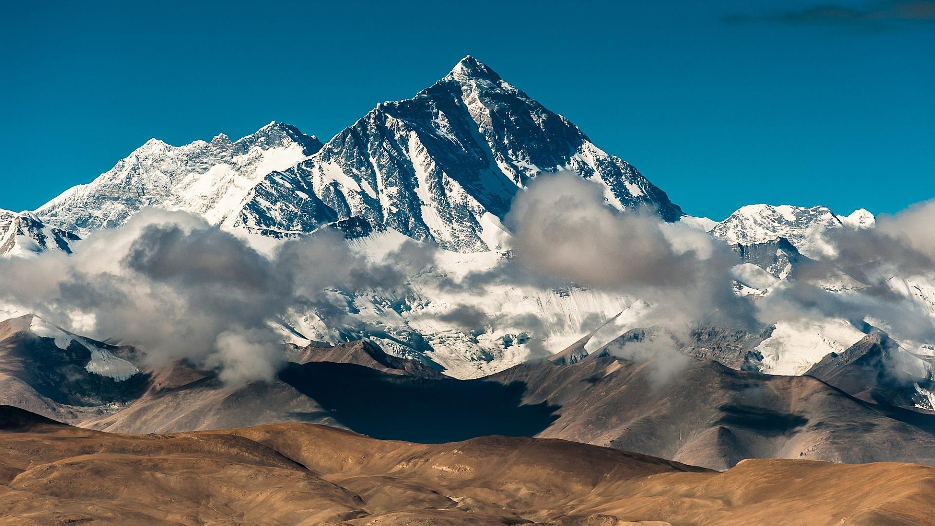 Pix For > Mount Everest Wallpapers