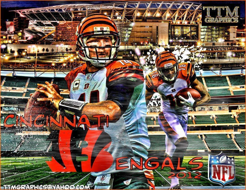 Cincinnati Bengals by tmarried on DeviantArt