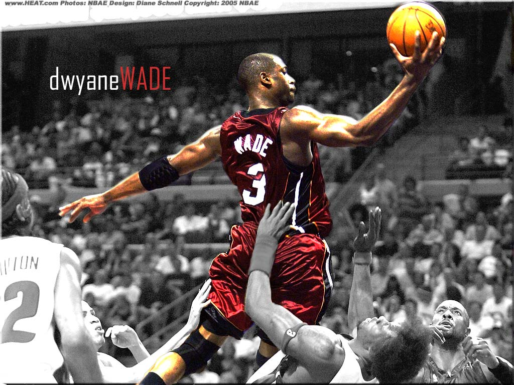 Gadgets Info Available: Miami Heat Wallpapers Dwyane Wade