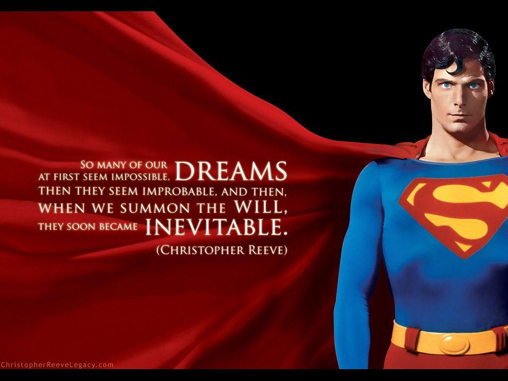 Christopher Reeve Superman Wallpaper - Superman (The Movie ...