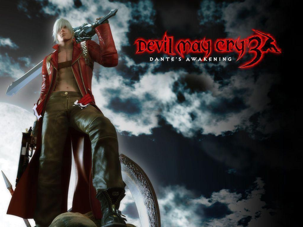 wallpapers devil may cry - photo #38
