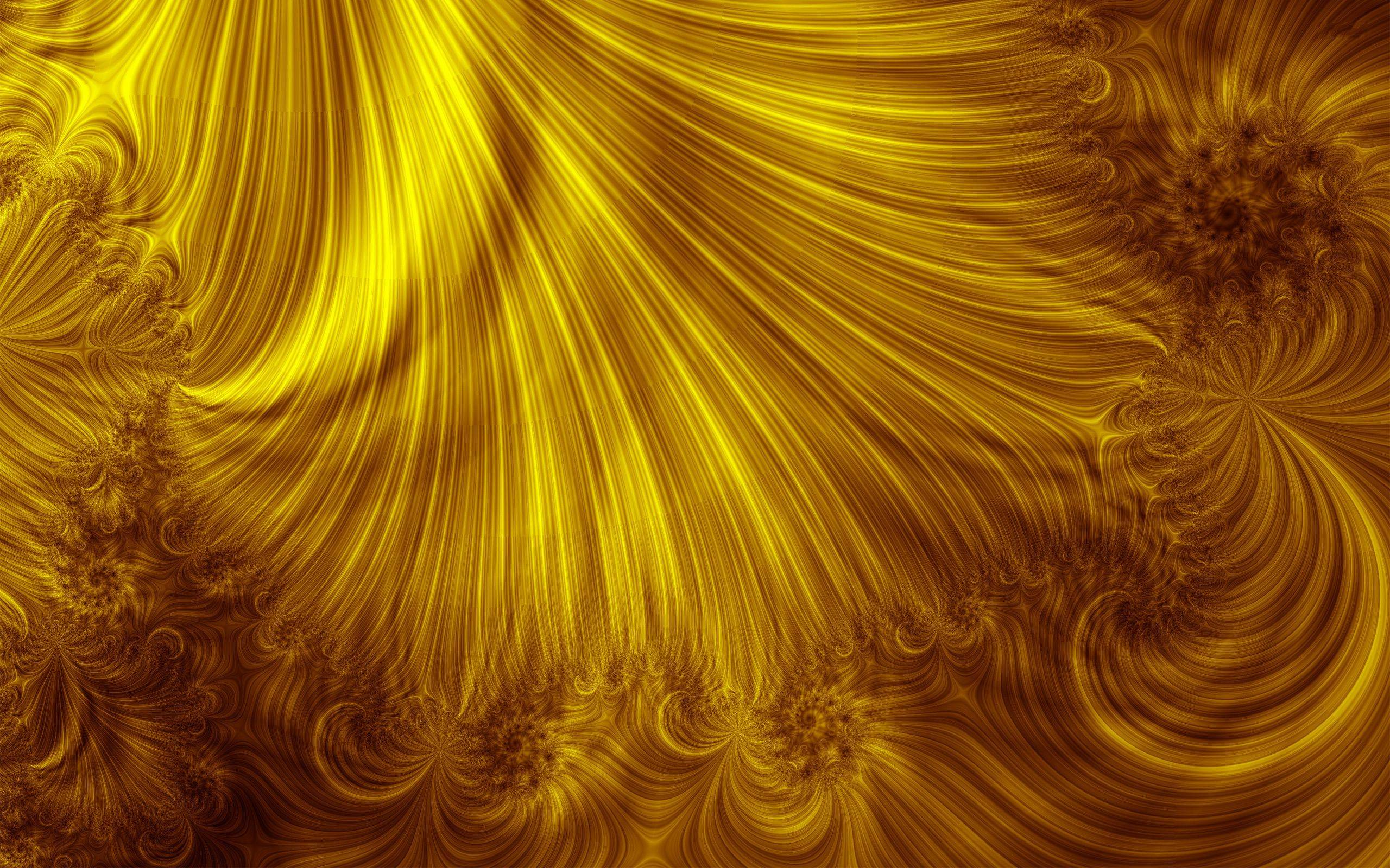 Gold color wallpapers wallpaper cave for Gold 3d wallpaper