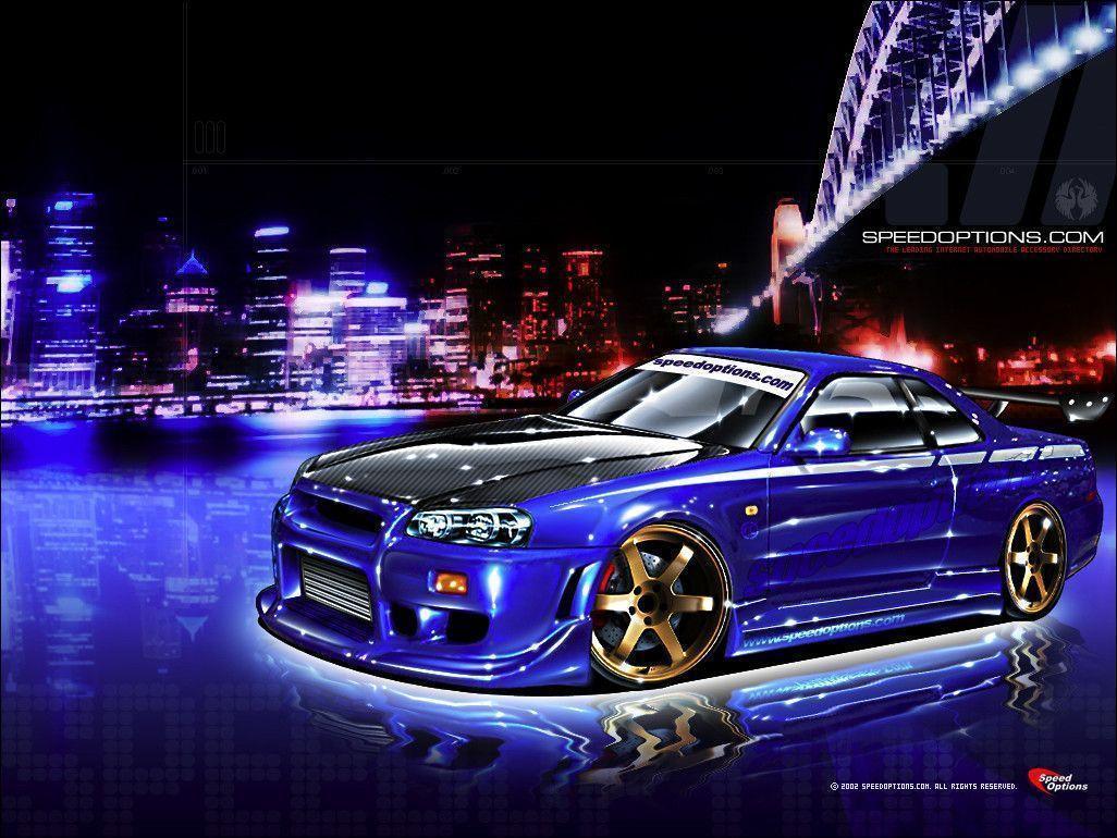 Pomon Car Racing