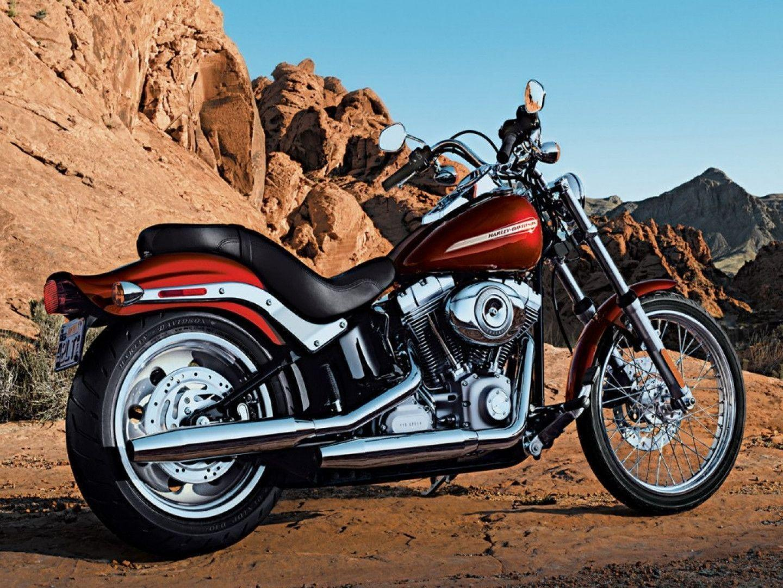 Harley Davidson Motorcycle Wallpapers - Wallpaper Cave