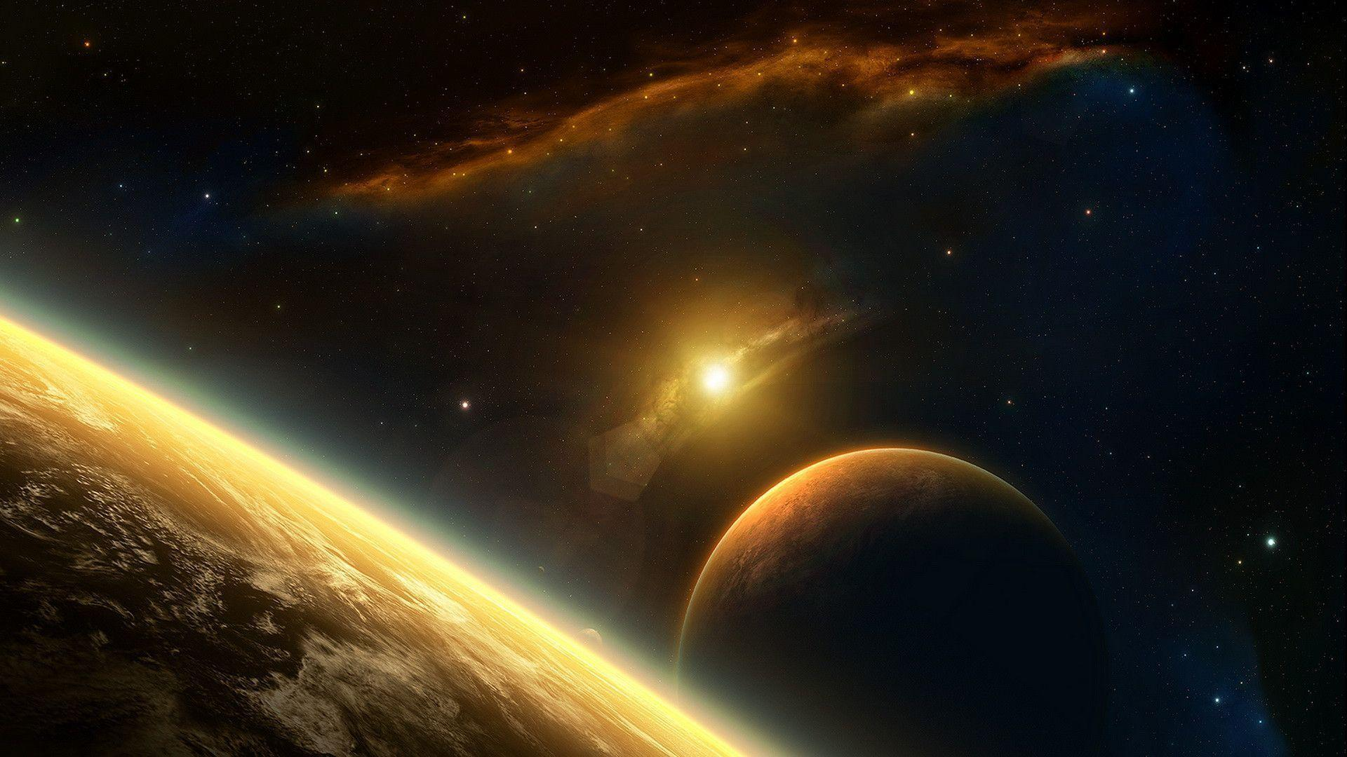 Planets wallpapers wallpaper cave - Solar system hd wallpapers 1080p ...