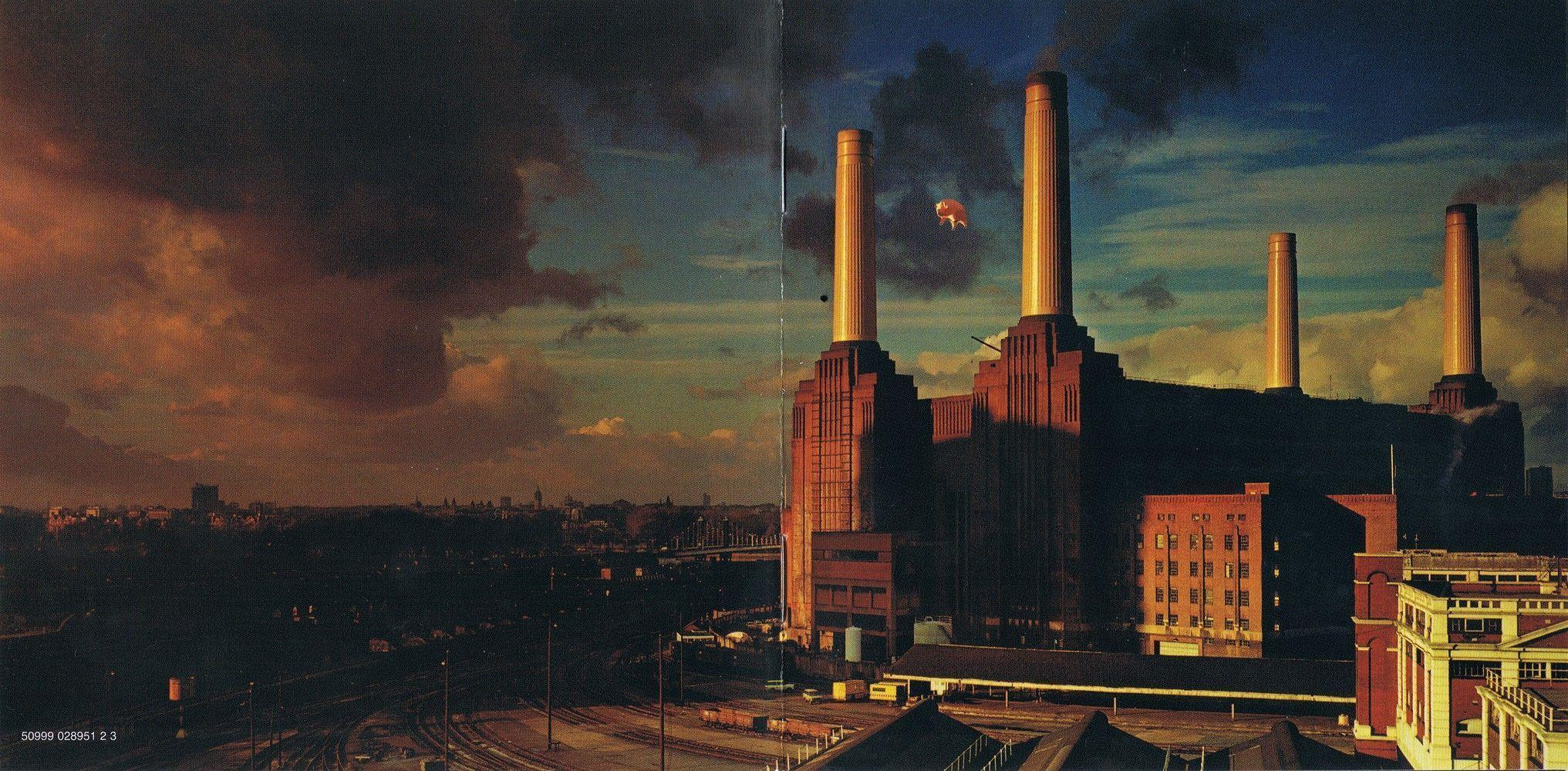 Pink Floyd Animals Wallpapers - Wallpaper Cave  Pink Floyd Anim...