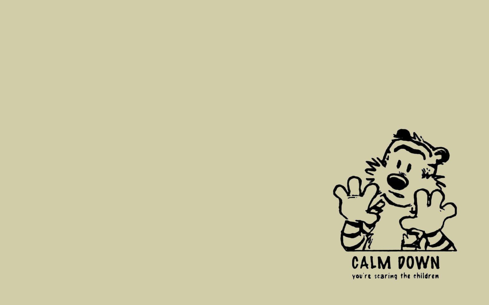 calvin and hobbes wallpapers – 1680×1050 High Definition Wallpapers