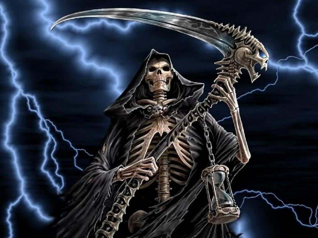 Wallpapers For > Awesome Grim Reaper Wallpapers