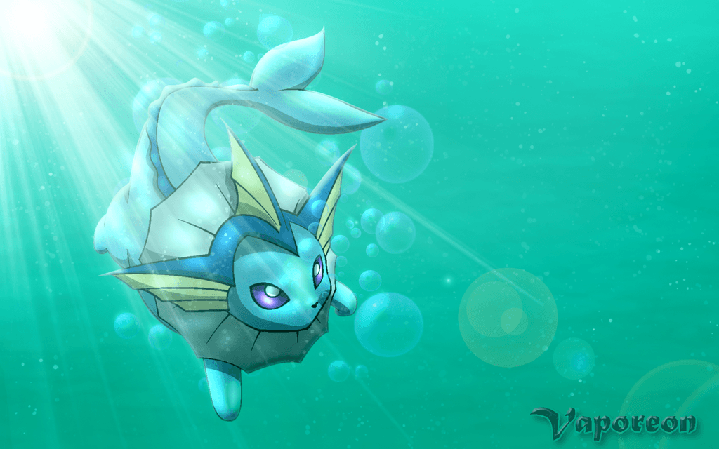 Vaporeon Wallpapers by CorruptTempest