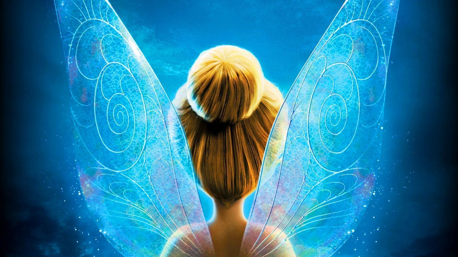theme wallpaper tinker bell - photo #2