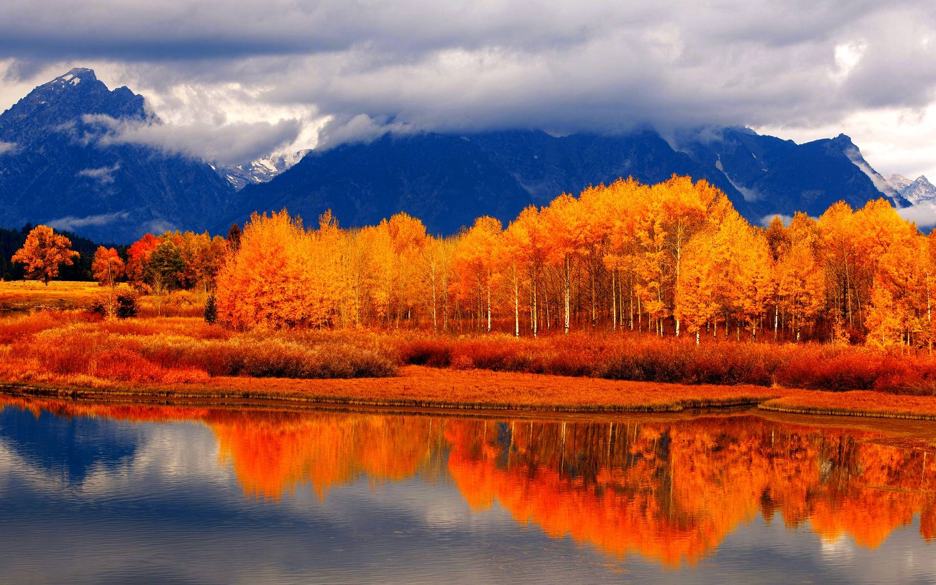 landscape autumn hd wallpaper - photo #1